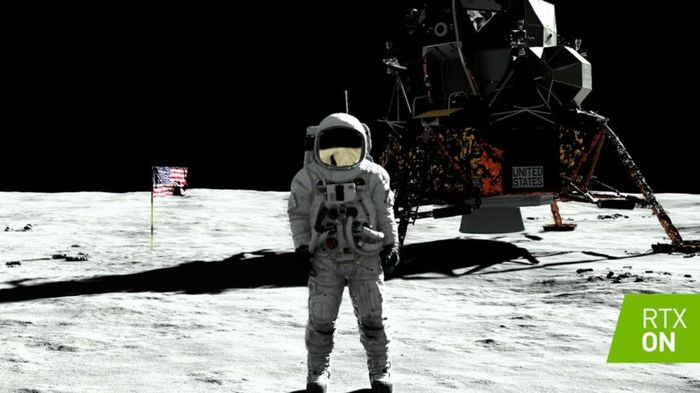 Over the Moon: NVIDIA RTX-Powered Apollo 11 Spectacle Lands at SIGGRAPH