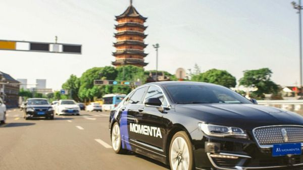 Valet All Day: NVIDIA Partner Momenta Showcases Driverless Parking System and Highway Pilot
