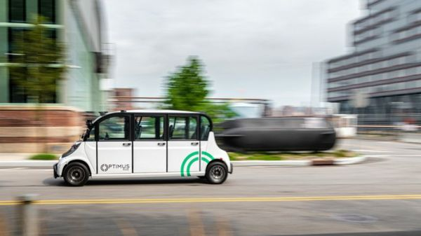 Autonomy Grows in Brooklyn: Optimus Ride Deploys First Self-Driving Vehicles in NYC