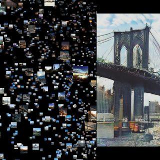 Artist's NVIDIA-Powered AI Images of New York City Blanket Manhattan Landmark
