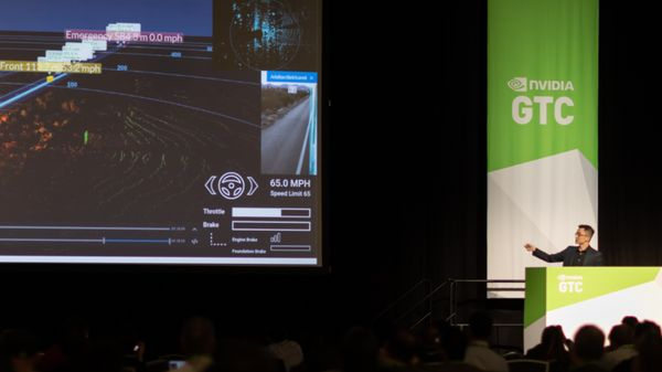Jump Start the Next Decade of Transportation at GTC 2020