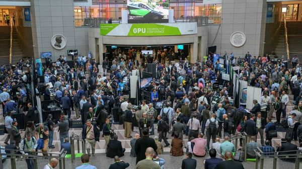 AI Goes to Washington: Top 5 Things to See at GTC DC