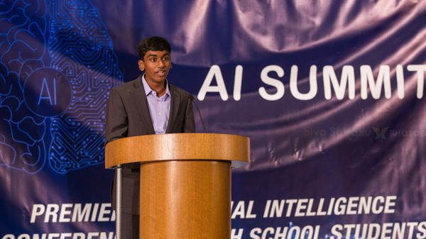 Teen AI Developer Builds Early Detection Tool for Brain Disease