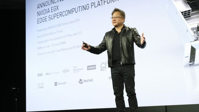 5G Meets AI: NVIDIA CEO Details 'Smart Everything Revolution,' EGX for Edge AI, Partnerships with Leading Companies