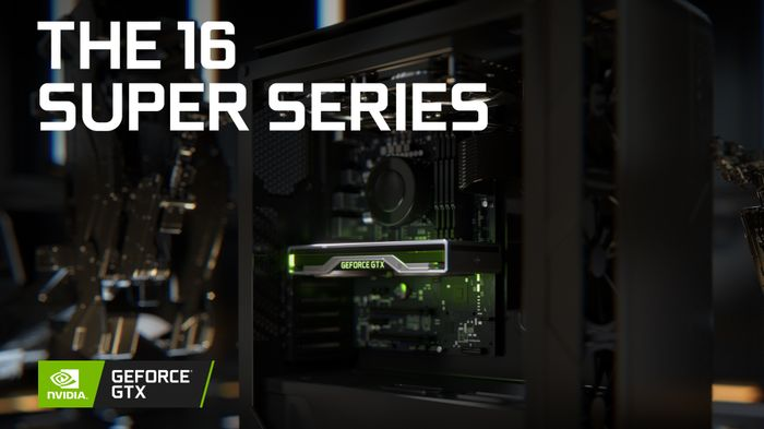 NVIDIA GeForce GTX 16 SUPER Series