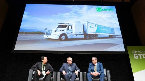 Transportation's Capital: Autonomous Vehicles Get a Move on at GTC DC