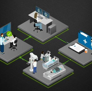 NVIDIA Clara Federated Learning to Deliver AI to Hospitals While Protecting Patient Data