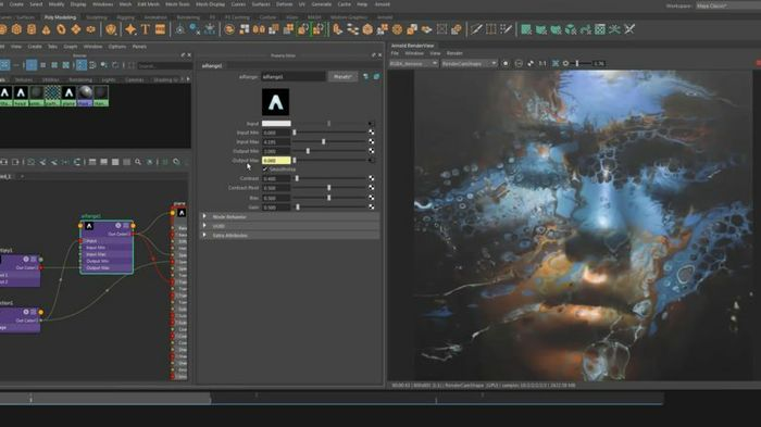 Autodesk Maya and Arnold Now Shipping with RTX On
