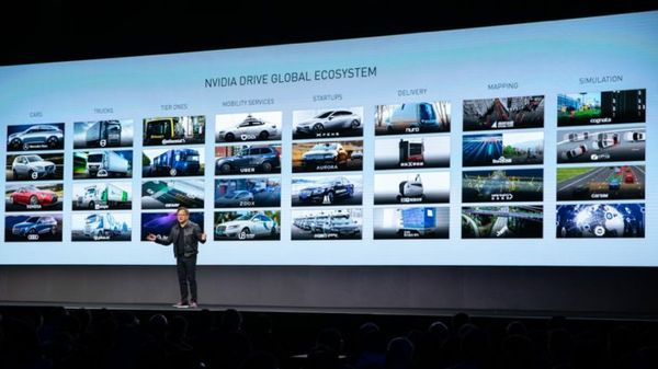 NVIDIA DRIVE Ecosystem Charges into Next Decade of AI