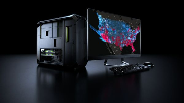 NVIDIA-powered Data Science Workstation