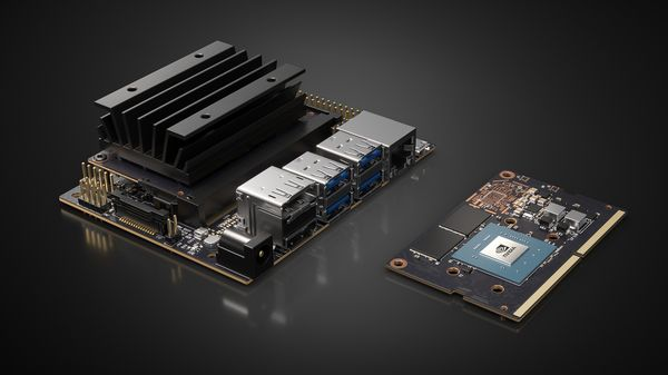 NVIDIA Announces Jetson Nano: $99 Tiny, Yet Mighty NVIDIA CUDA-X AI Computer That Runs All AI Models