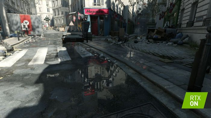 Wolfenstein: Youngblood with RTX On