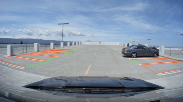 Searching for a Parking Spot? AI Got It