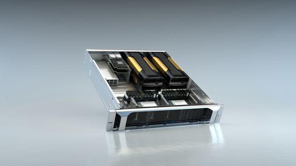 NVIDIA EGX Edge Supercomputing Platform