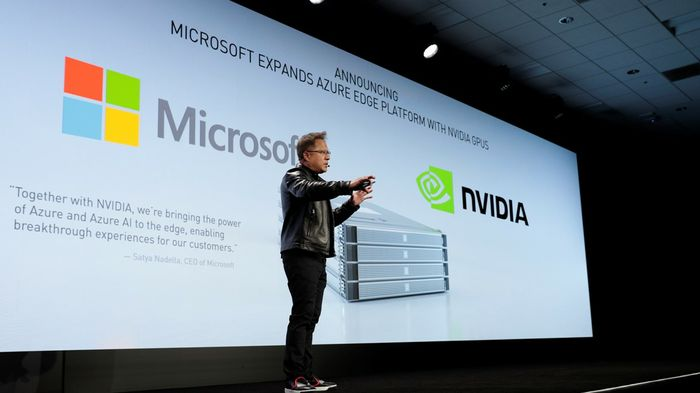 NVIDIA with Microsoft Announces Technology Collaboration for Era of Intelligent Edge
