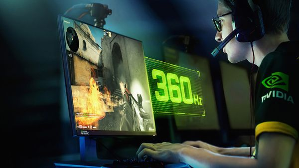 NVIDIA G-SYNC Monitor 60 Hertz