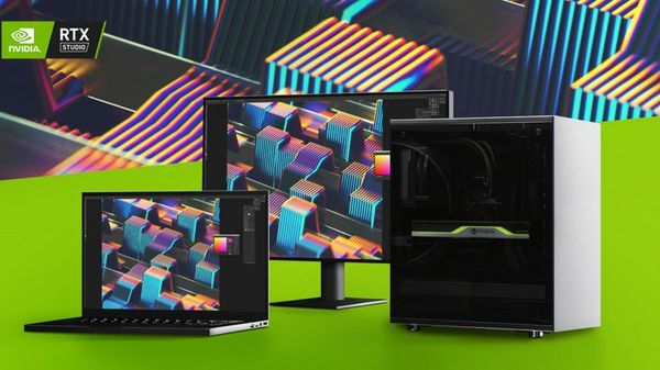 CES 20/20: Creators' Visions Come into Focus with New RTX Studio Systems, Adobe Creative Cloud Offer