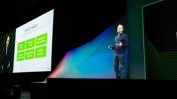 Look Under the Hood of Self-Driving Development at GTC 2020