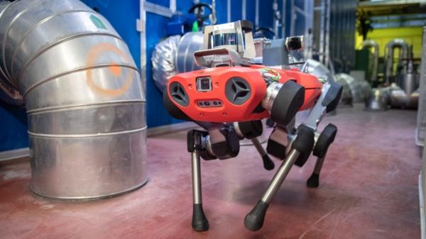 Meet Six Smart Robots at GTC 2020