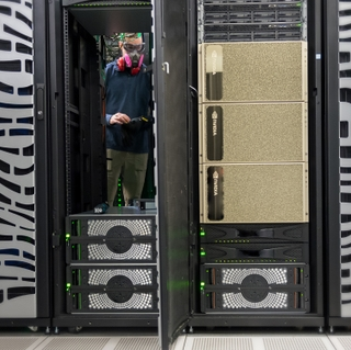 NVIDIA DGX A100 installed at Argonne National Laboratory to fight COVID-19