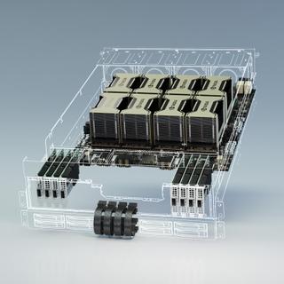 NVIDIA HGX A100 Server Platform