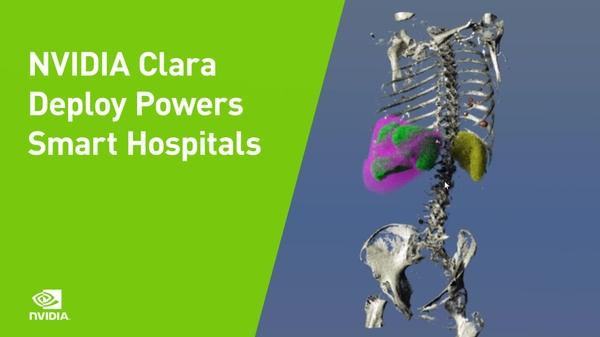 NVIDIA Clara Deploy