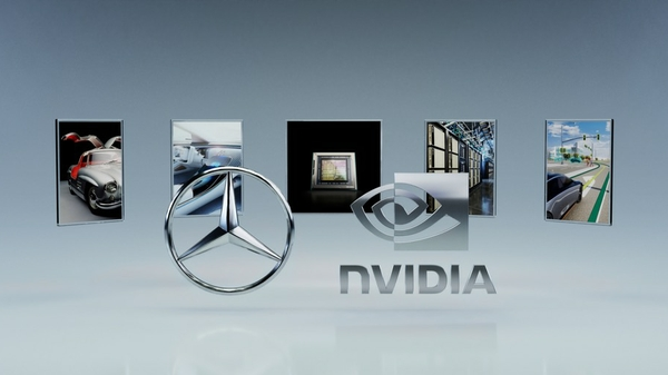 NVIDIA and Mercedes-Benz Join Forces to Build Software-Defined Vehicles