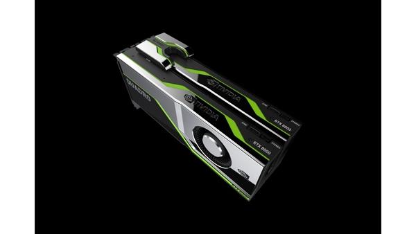 NVIDIA Quadro RTX 8000 with NVLink