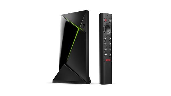 SHIELD TV Pro and Remote