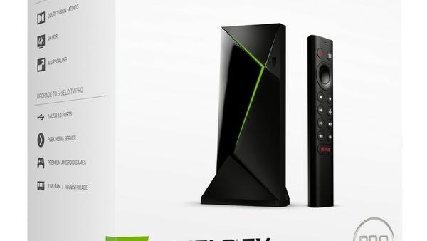 SHIELD TV Pro Box