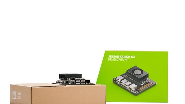 NVIDIA Jetson Xavier NX Developer Kit Package