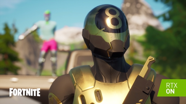 Fortnite Is RTX On