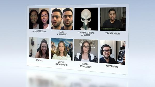 NVIDIA Maxine Cloud-Native Streaming Video AI Platform