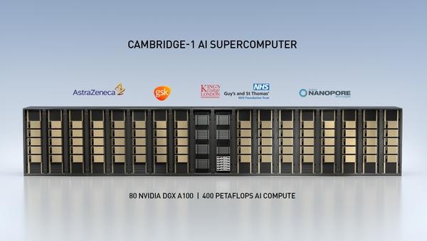 Cambridge-1 Supercomputer