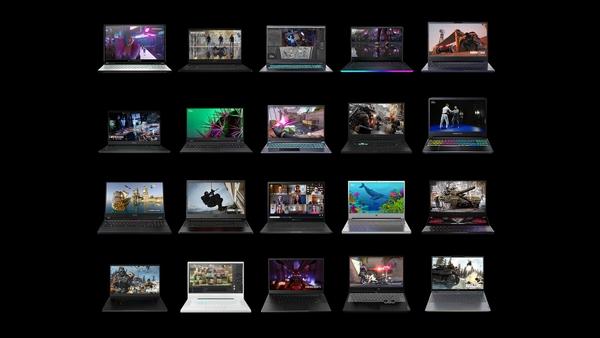 GeForce RTX 30 Series Laptops