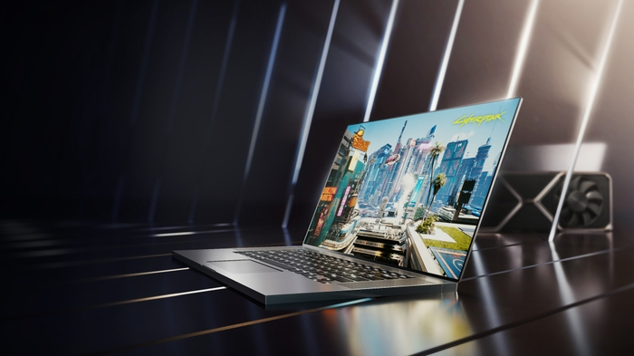 NVIDIA Ampere Architecture Powers Record 70+ New GeForce RTX Laptops