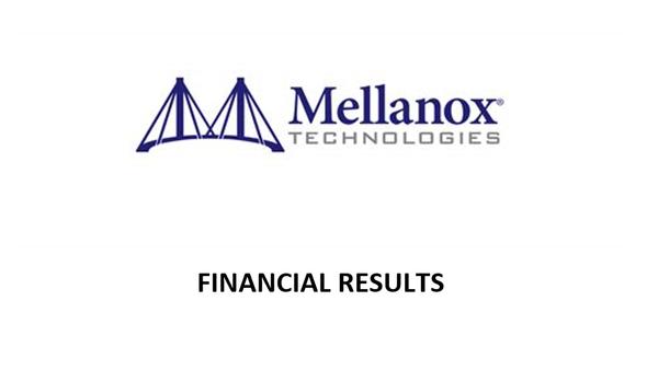 Mellanox Q1 2019 Earnings