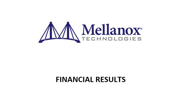 MLNX-2019-Q2-Earnings