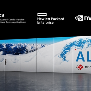The Swiss National Supercomputing Centre Alps system