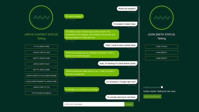 NVIDIA Announces Availability of Jarvis Interactive Conversational AI Framework
