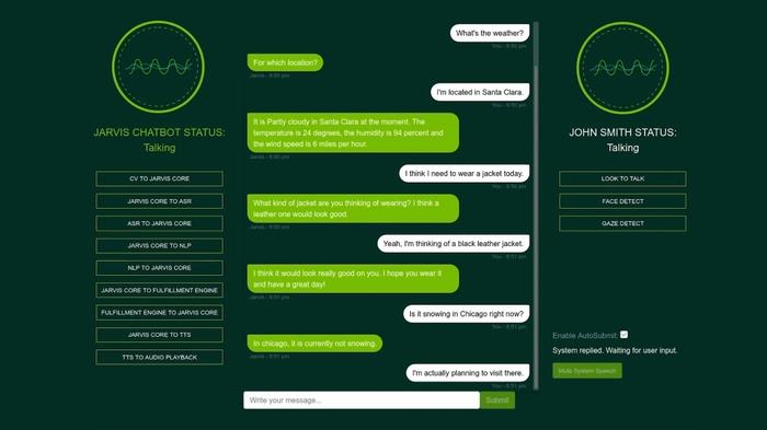 NVIDIA Announces Availability of Jarvis Interactive Conversational AI Framework