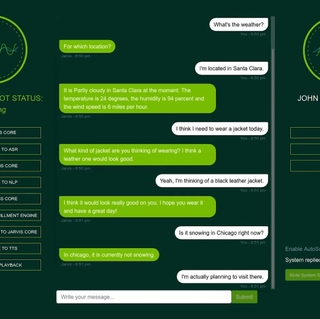 NVIDIA Jarvis Conversational AI Framework