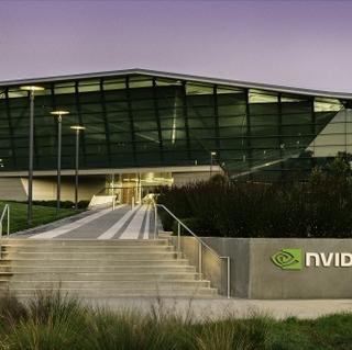 NVIDIA's Santa Clara headquarters