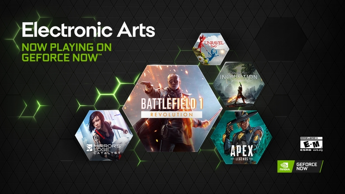 NVIDIA Partners With Electronic Arts to Bring Hit Games to GeForce NOW