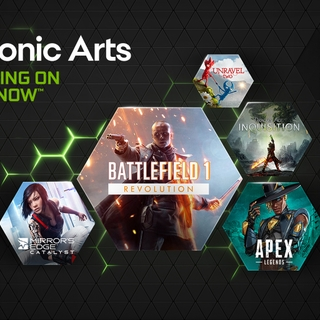 Electronic Arts Games on GeForce NOW