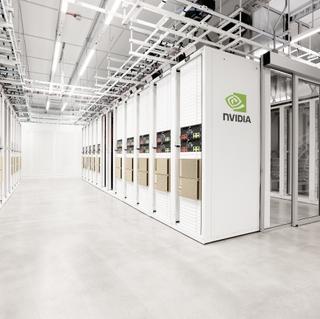 NVIDIA Cambridge-1 Supercomputer
