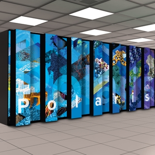 Polaris Supercomputer at Argonne National Lab