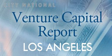 Venture Capital Report - Los Angeles - Q2 2013