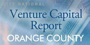 Venture Capital Report - Orange County - Q2 2013