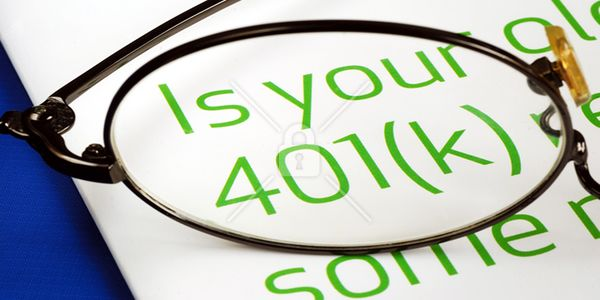 Are You in Control of Your Company's 401k